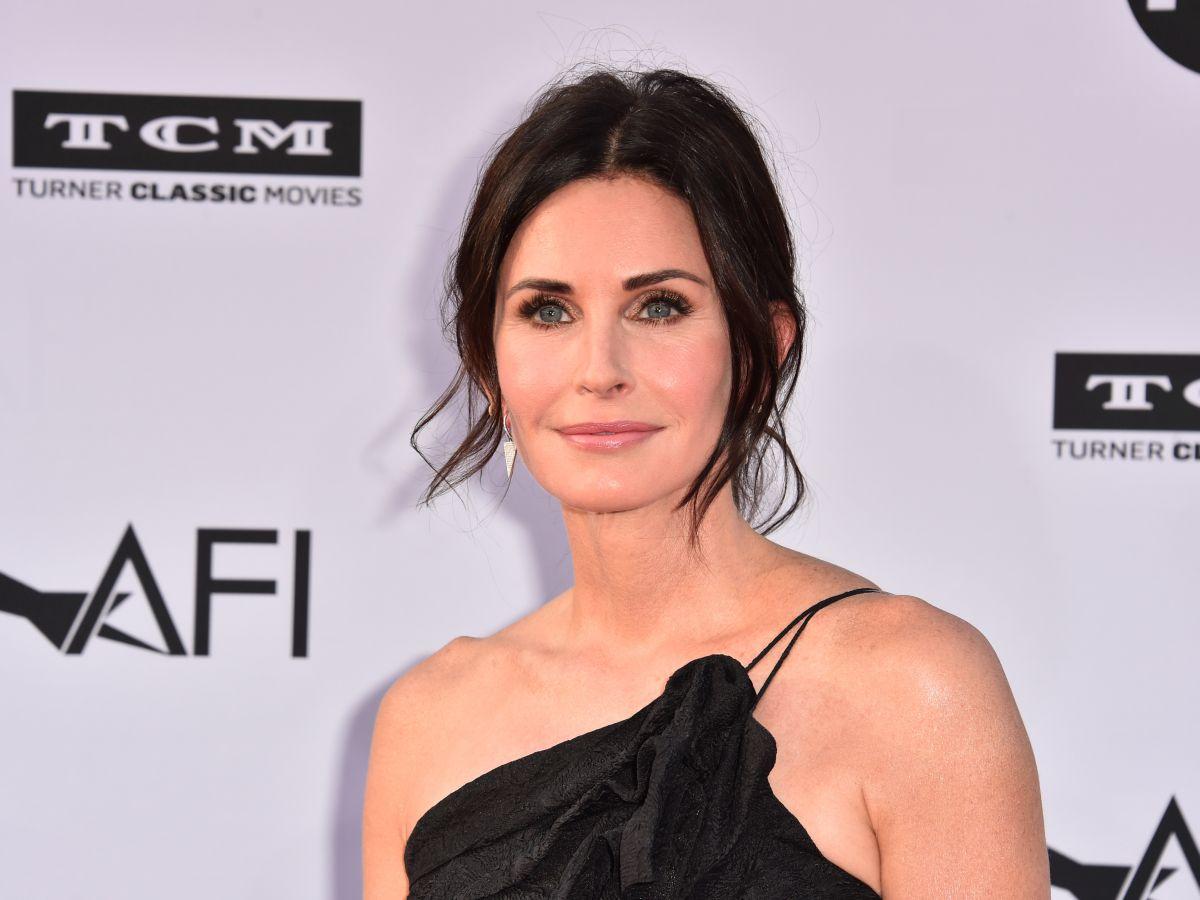 Courtney Cox participă la gala Institutului American de Film din 2018